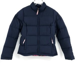 Lilly Pulitzer Channeled Down Puffer Jacket